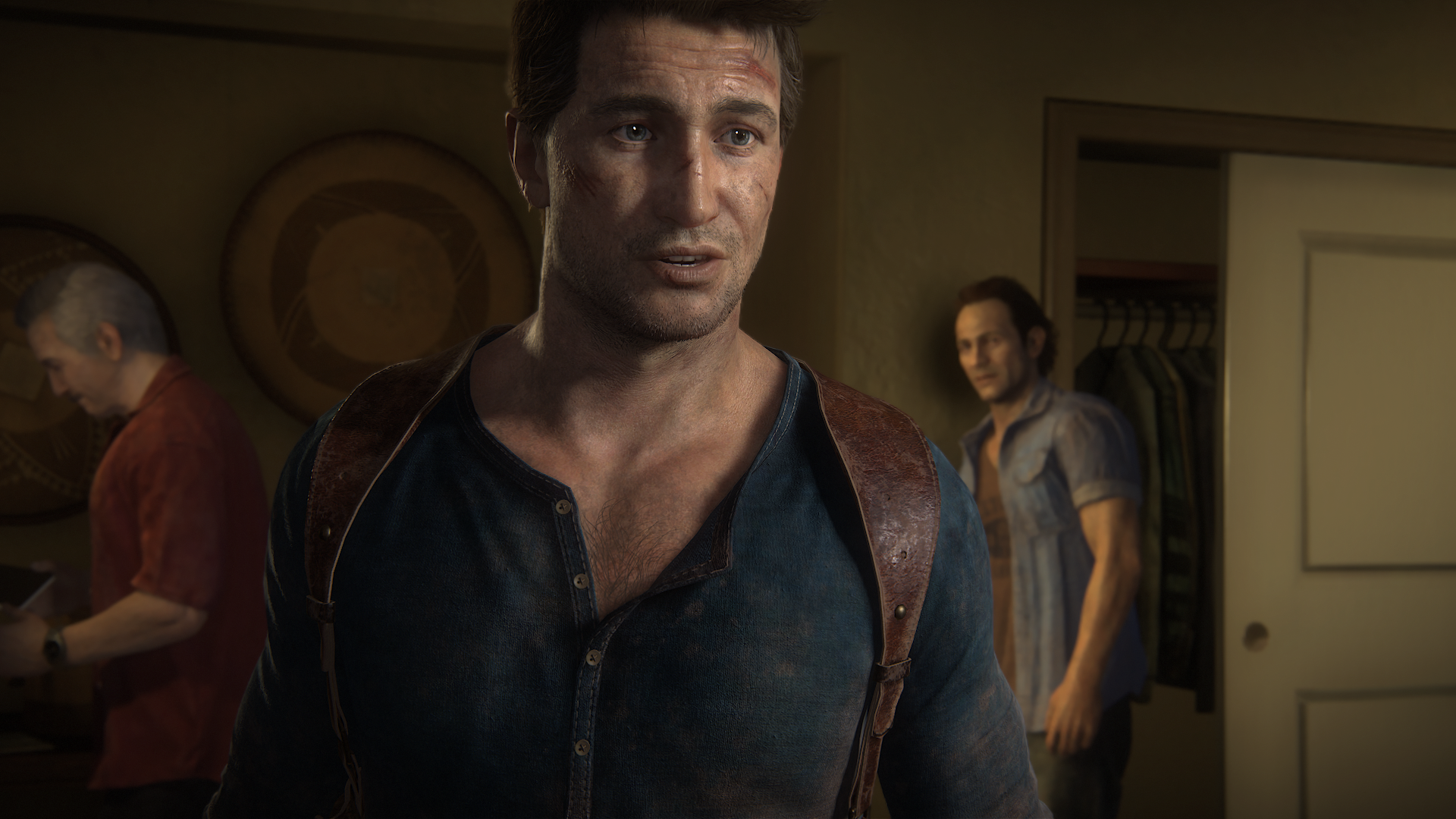 uncharted 4 a thief 39 s end ps4 gallery. Black Bedroom Furniture Sets. Home Design Ideas