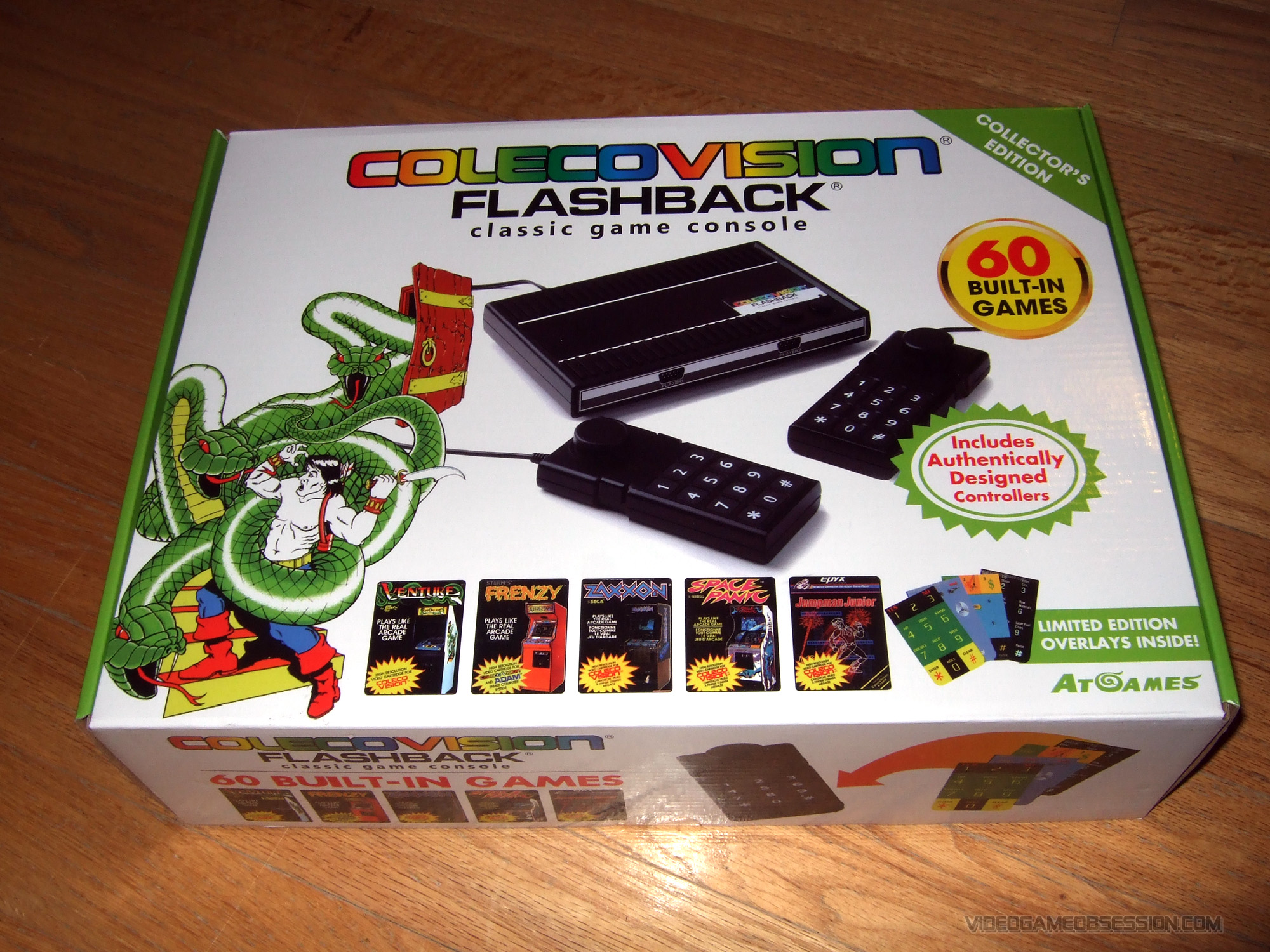 TV Games @ Video Game Obsession (c) 1996-[present]