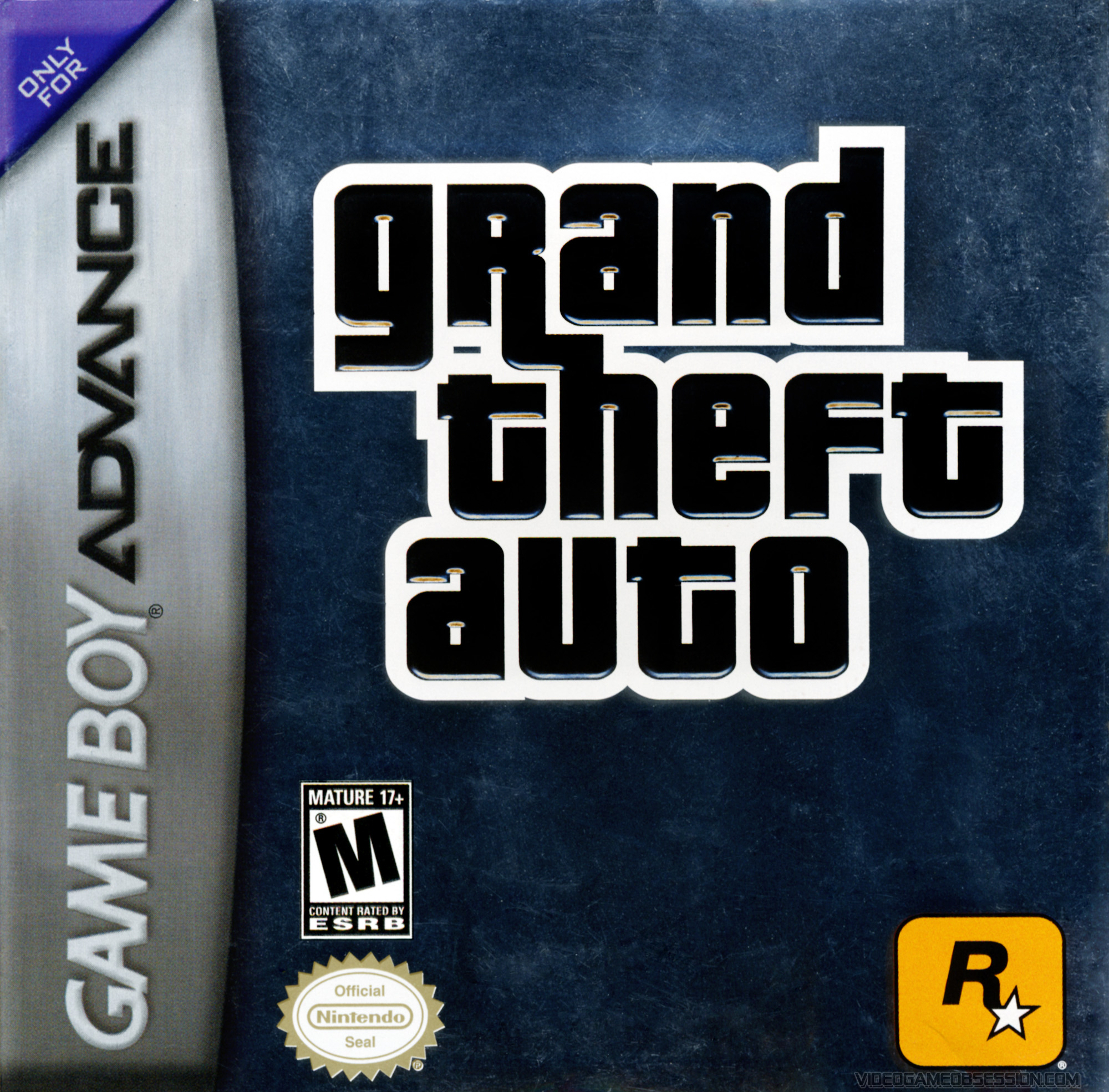 Gta 2 gameboy color - Click Any Box For High Resolution