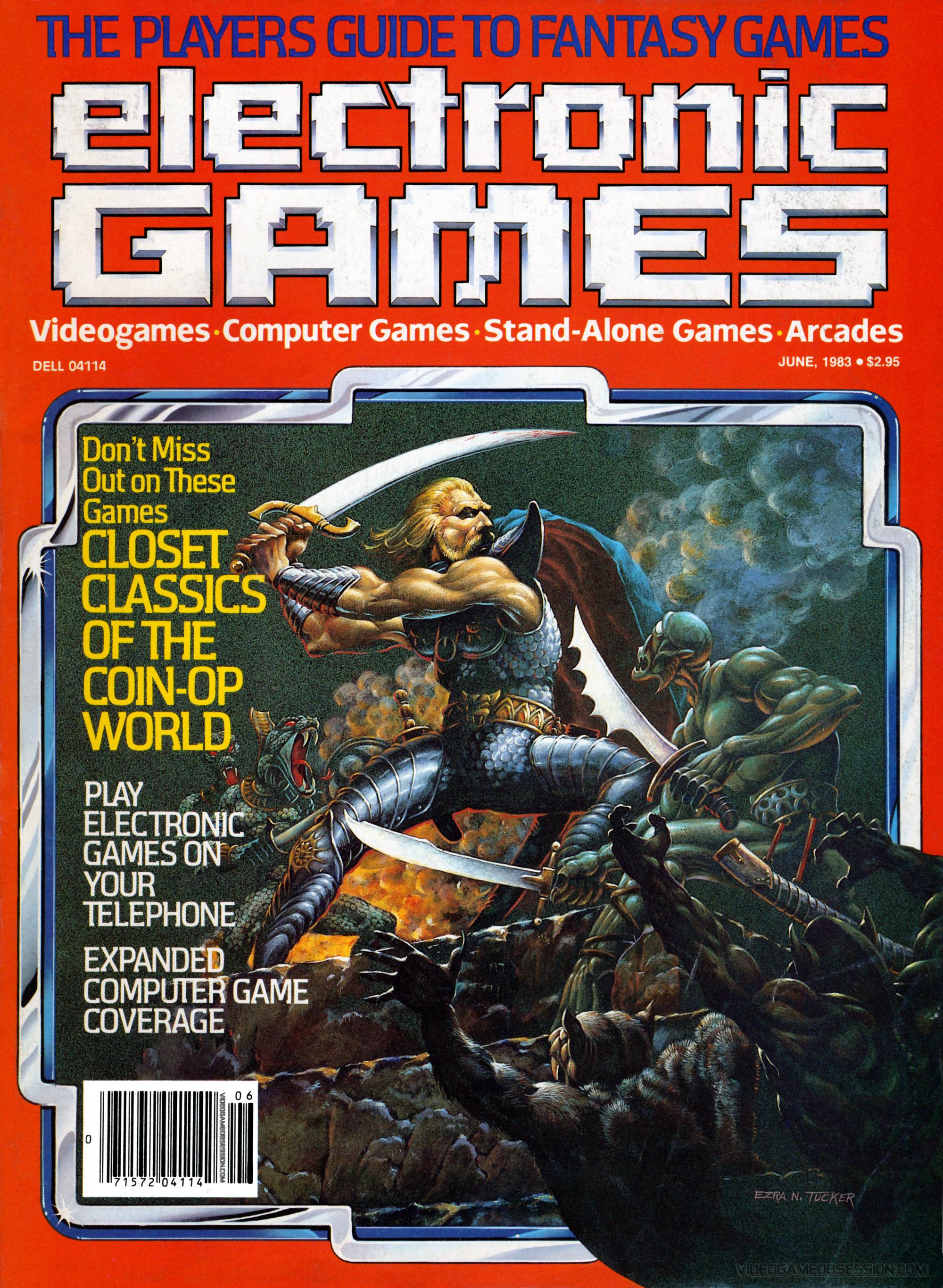 Electronic Games Magazine @ VideoGameObsession.com (c ...