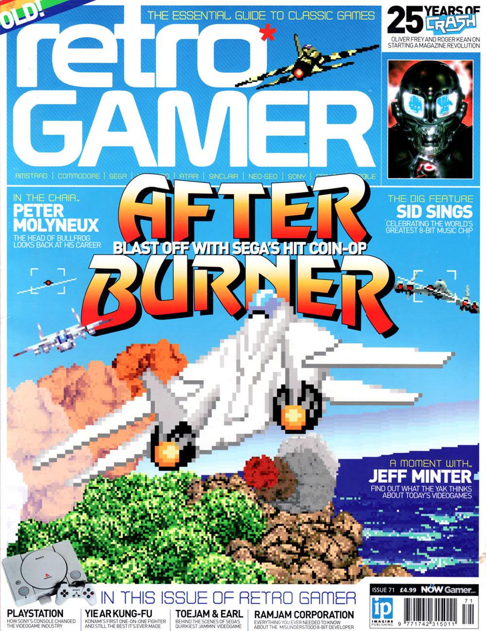 NA » Retro Gamer Magazine