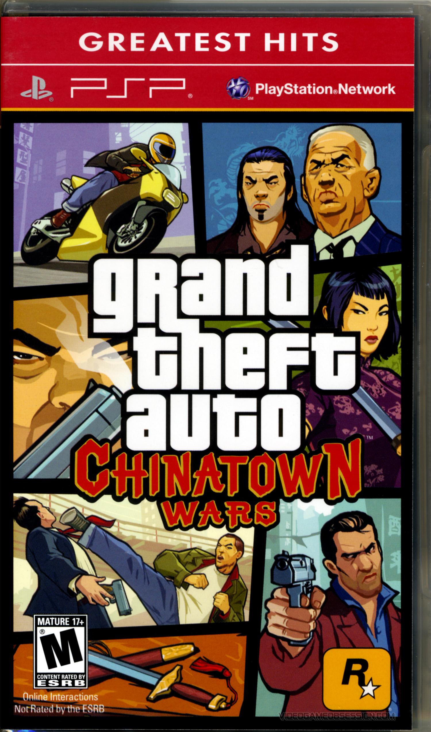 GTA: Chinatown Wars скачать на андроид …
